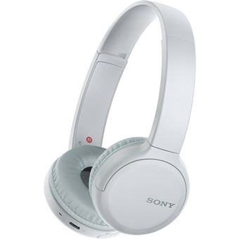 Auscultadores Bluetooth Sony WH-CH510W - Branco
