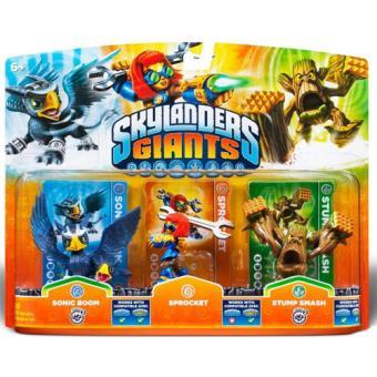 Skylanders: Giants - Triple Pack C