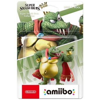 Amiibo Super Smash Bros: King K. Rool