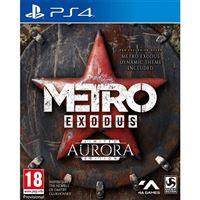 Metro Exodus - Aurora Limited Edition - PS4