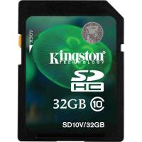 Kingston Cartão SDHC 32GB 30MB/10MB Classe 10