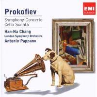 PROKOFIEV-SYMPHONY-CONCERTO (IMP)