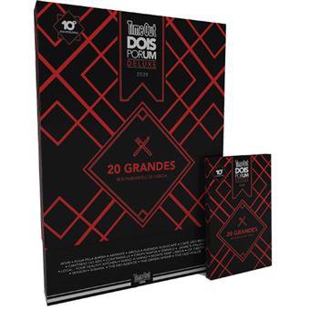 Time Out 2por1 Deluxe - 20 Grandes Restaurantes Lisboa 2020