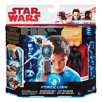 Star Wars Force Link - Kit de Início - Hasbro