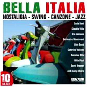Love of Italy (10CD)