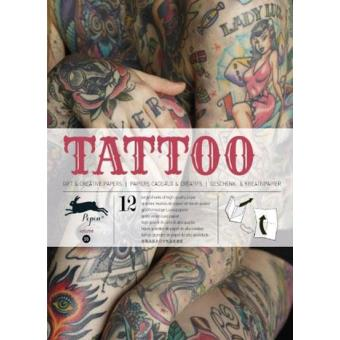 Tatoo  Gift Wrapping Papers