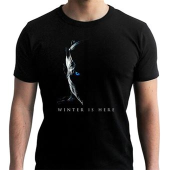 T-Shirt Game of Thrones: Night King - Tamanho L