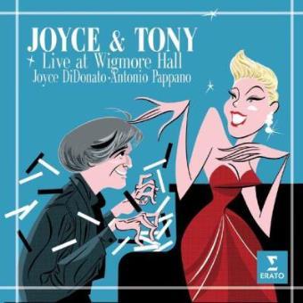 Joyce & Tony | Live at the Wigmore Hall (2CD)