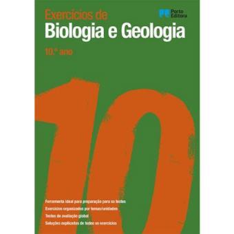 Exercícios de Biologia e Geologia - 10º Ano