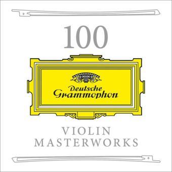 100 Violin Masterworks - 5CD
