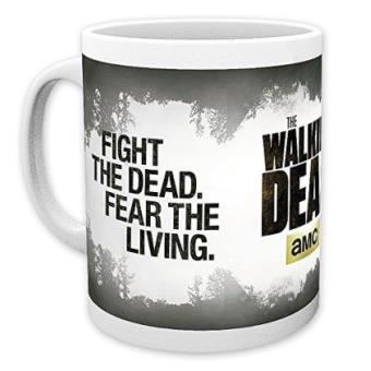 The Walking Dead - Caneca Fight The Dead