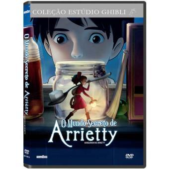 O Mundo Secreto de Arriety