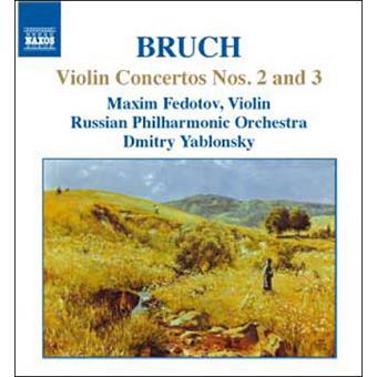 BRUCH-VIOLIN CONCERTOS NOS.2 AND 3