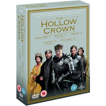 The Hollow Crown - Season 1-2 - 7DVD Importação