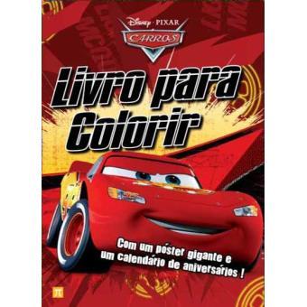 Carros Livro Para Colorir Disney Compra Livros Na Fnac Pt