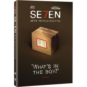 Seven - 7 Pecados Mortais (DVD)