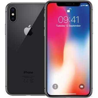 Apple iPhone X - 256GB - Cinzento Sideral