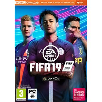 FIFA 19 Code in a Box - PC