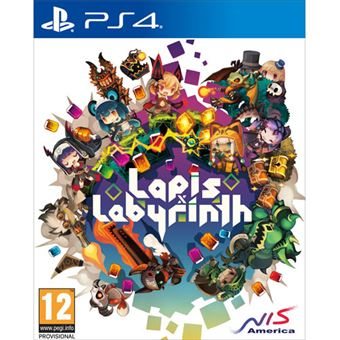 Lapis x Labyrinth - Limited Edition - PS4