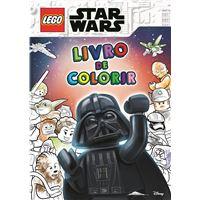 LEGO Star Wars: Livro de Colorir