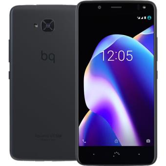 Smartphone BQ Aquaris U2 Lite - 16GB - Carbon Black