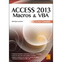 Access 2013 Macros & VBA
