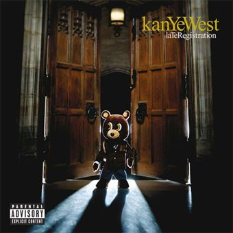 Late Registration - LP