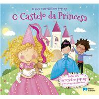 O Castelo da Princesa - O Meu Carrossel em Pop-Up