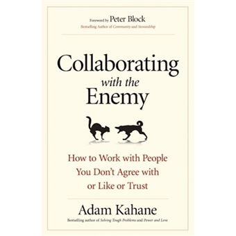 Collaborating with the enemy: how t