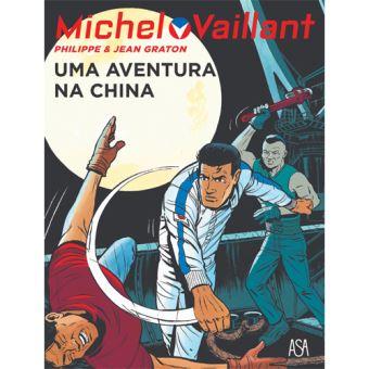 Michel Vaillant - Livro 13: Uma Aventura na China