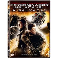 Exterminador Implacável - A Salvação - DVD