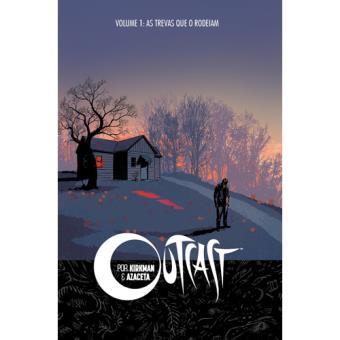 Outcast - Livro 1: As Trevas que o Rodeiam