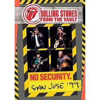 From The Vault: No Security - San Jose 1999 - DVD
