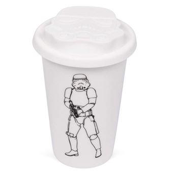 Copo de Viagem Star Wars: Stormtrooper