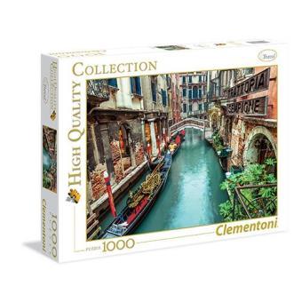 Puzzle Veneza Canal  (1000 peças)