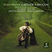 Schumann: Cello Concerto & Chamber Works - CD