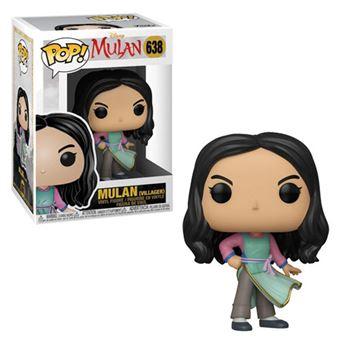 Funko Pop! Disney Mulan: Villager Mulan - 638
