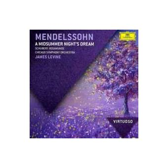 Mendelssohn | A Midsummer Night's Dream & Schubert | Incidental music to Rosamunde