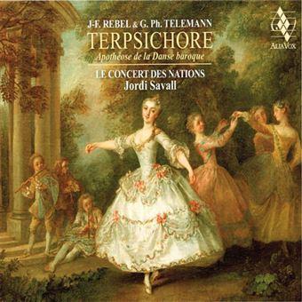 Terpsichore - Apotheosis of Baroque Dance - SACD