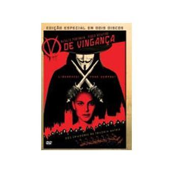 V de Vingança - Edição Especial (DVD)