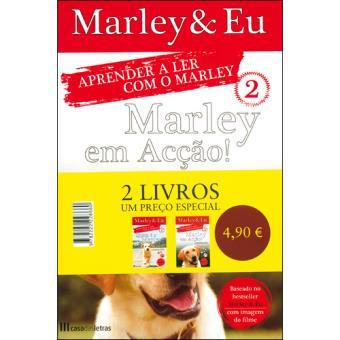 Marley & Eu: Aprender a Ler com o Marley - 2 Livros