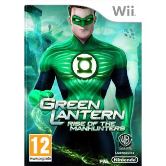 Green Lantern: Rise of the Manhunters Wii