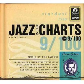 Jazz in the Charts 9 - Stardust 1930