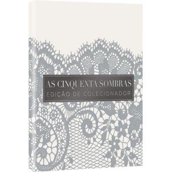 Trilogia As Cinquenta Sombras - Edição Digibook DVD