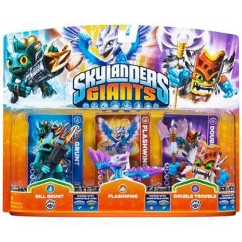 Skylanders: Giants - Triple Pack D