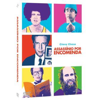 Assassínio por Encomenda (DVD)