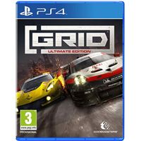 GRID - Ultimate Edition - PS4