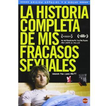 La Historia Completa de Mis Fracasos Sexuales (DVD)