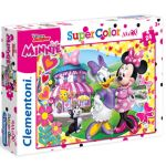 Puzzle Maxi Minnie Happy Helpers - 24 Peças - Clementoni bb558f4d7b181