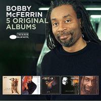 Bobby McFerrin: 5 Original Albums - 5CD